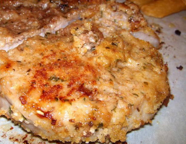 Breaded Pork Chops - From the Oven. Photo by Elly in Canada