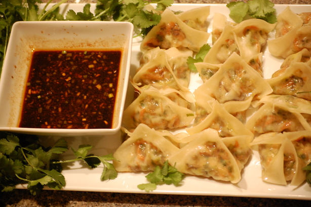 Rate And Review Best Vegetarian Pot Stickers Recipe - Food.com