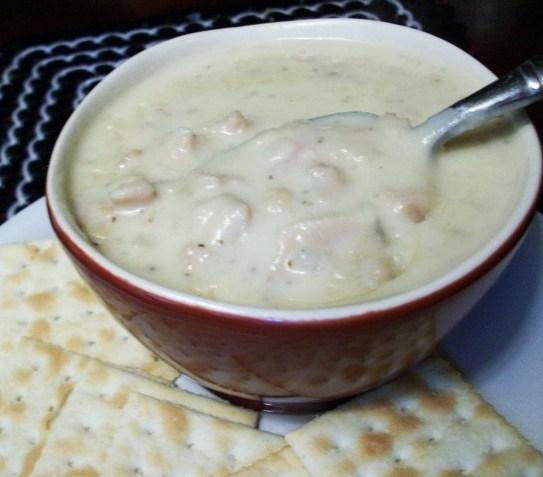 Creamy New England Clam Chowder Recipe - Food.com
