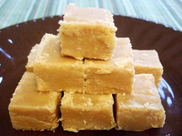 Super Easy Peanut Butter Fudge. Photo by HokiesMom