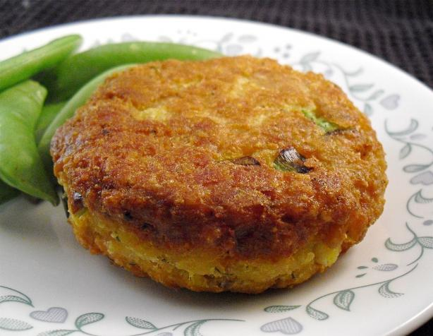 Potato Salmon Patties Recipe - Food.com