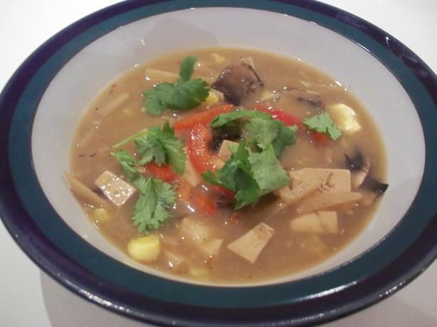 Thai Hot And Sour Soup Recipe — Dishmaps