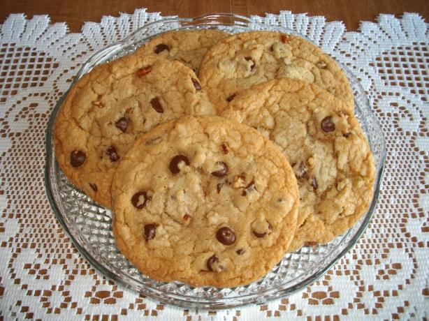 Kittencals Jumbo Chewy Bakery-Style Chocolate Chip Cookies ...