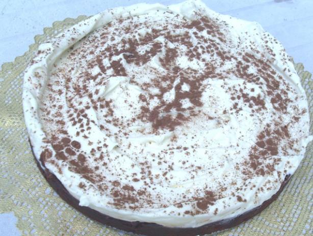 Bittersweet Truffle Tart. Photo by Karen Elizabeth