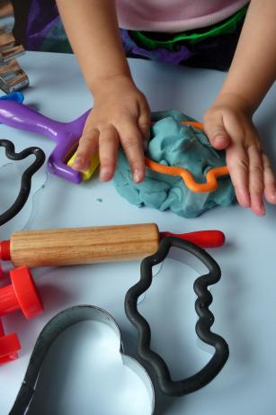 Play-Doh Cooking