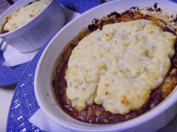 Italian Pot Pies. Photo by alligirl