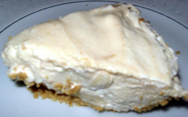 Peanut Butter and Banana Pie. Photo by mary winecoff