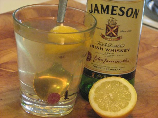 Hot Irish Whiskey (Hot Toddy).. Photo by Bonnie G #2