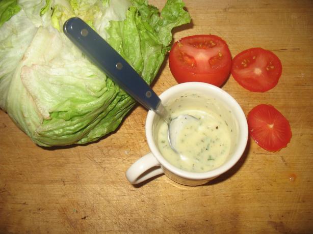Vegan Green Goddess Dressing Recipe — Dishmaps