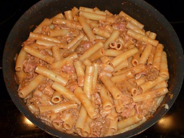 Bacon Cheeseburger Pasta Recipe - Food.com