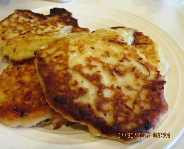 Leftover Mashed Potato Cakes. Photo by Bonnie G #2