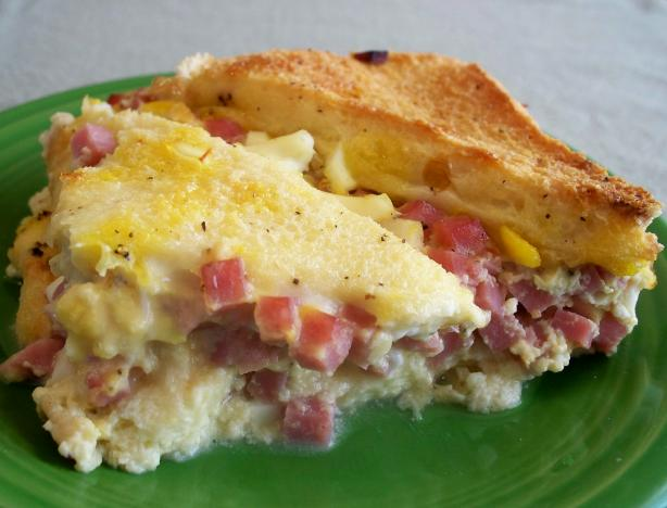 Deviled Ham & Egg Casserole. Photo by *Parsley*
