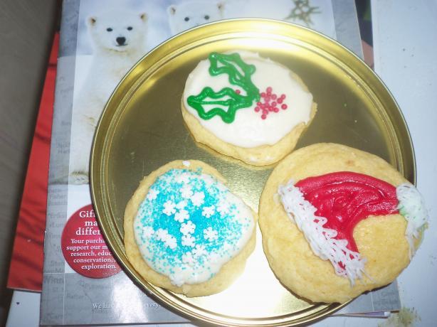 cake like sugar cookies