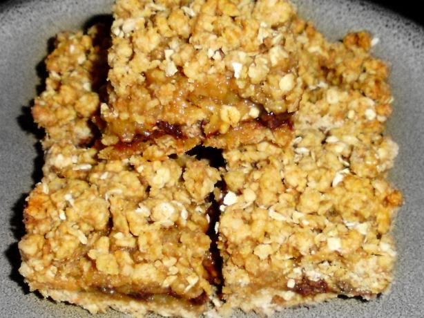 Light Low Fat Oatmeal Carmelitas Half Whole Wheat Photo By I Can 39 T