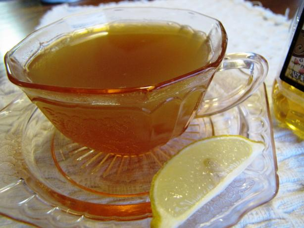 Honey-Lemon Ginger Tea Recipe - Food.com