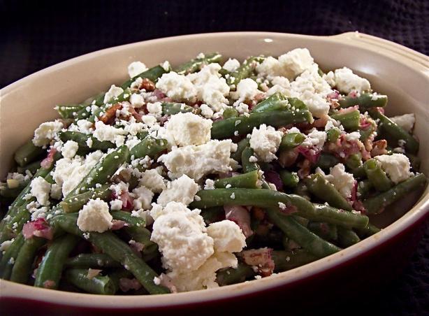 Green Bean Feta Salad Recipe - Food.com