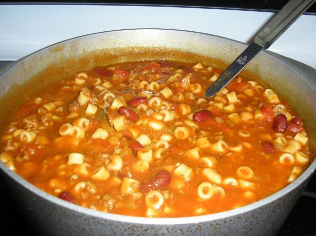 Pasta E Fagioli Recipe - Food.com