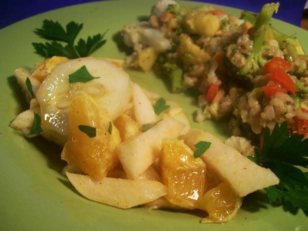 Jicama Salad Recipe - Mexican.Food.com