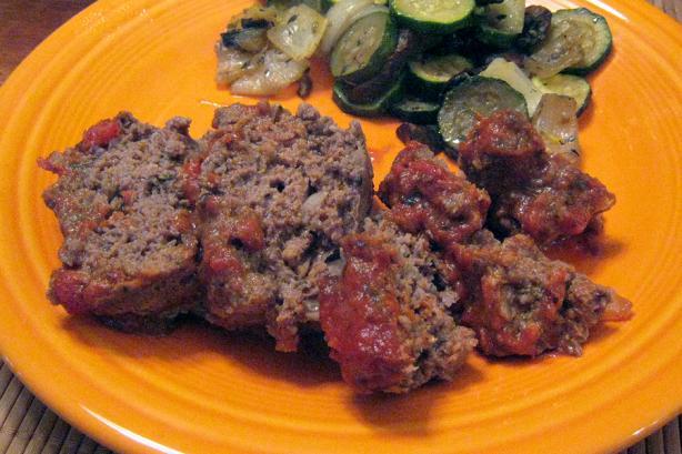 Buffalo, Bison Meat Loaf Recipe - Food.com