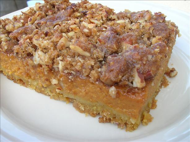 Pumpkin Pie Squares Recipe - Food.com