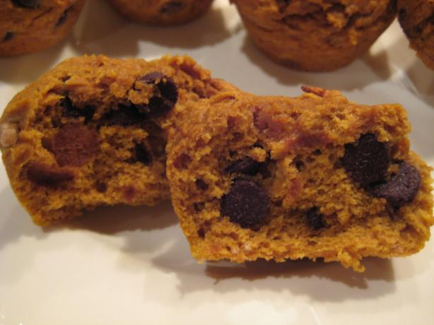 Simple, Healthy Pumpkin Muffins. Photo by Cookin'Diva