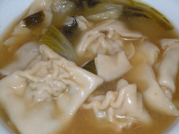 Kittencals Asian Pork Wonton Soup Dumplings Recipe - Food.com