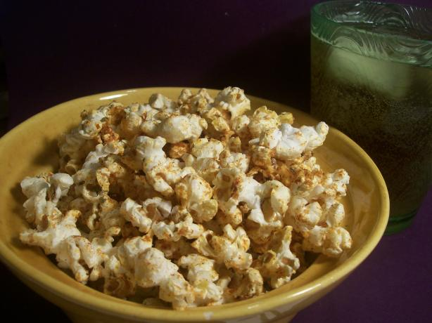 Barbecue Popcorn Seasoning. Photo by Sharon123