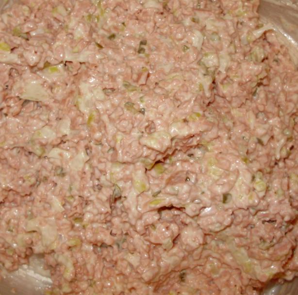 Ham Bologna) Salad Recipe - Food.com