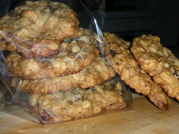 oatmeal cherry walnut cookies recipe yummly healthy oatmeal walnut ...