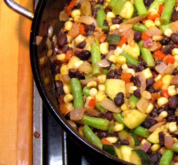 Southwest side dish recipe Sw meals