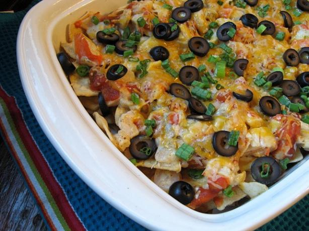 Seafood Nachos. Photo by ms_bold