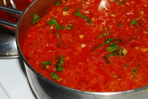Simple Tomato Sauce Recipe - Food.com