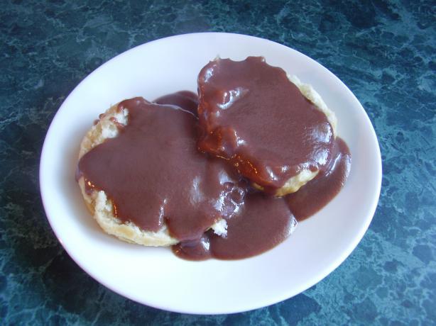 Country Chocolate Gravy Recipe - Food.com