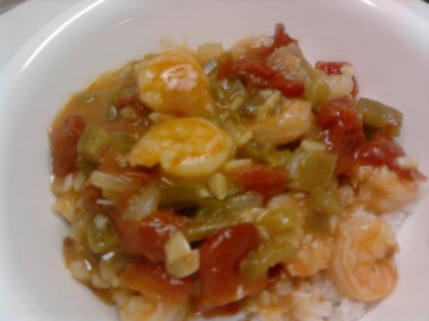 Shrimp Creole. Photo by sloe cooker