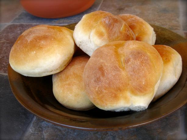 bread machine rolls recipe