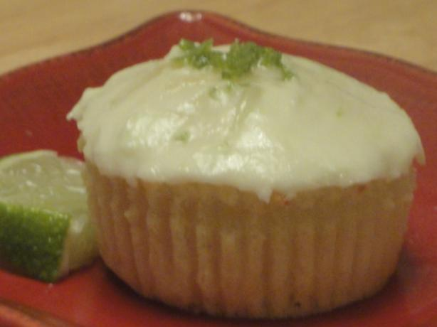 Coconut Cupcakes With Lime Buttercream Frosting Recipe - Food.com