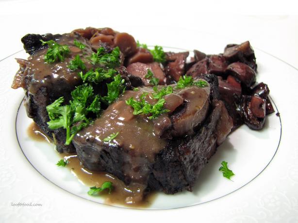 Zinfandel-Braised Beef Short Ribs Recipe - Food.com