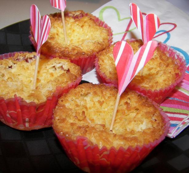 Portuguese Coconut Custard Tarts - Pastéis De Coco. Photo by Baby ...