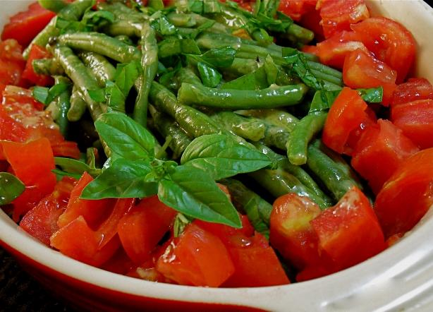 Green Bean And Tomato Salad Recipe - Food.com