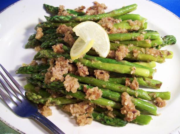 Andalusian asparagus esparragos a la andaluza recipe for Andalusian cuisine