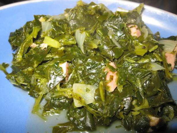 Delicious Collard Greens Recipe - Soul.Food.com