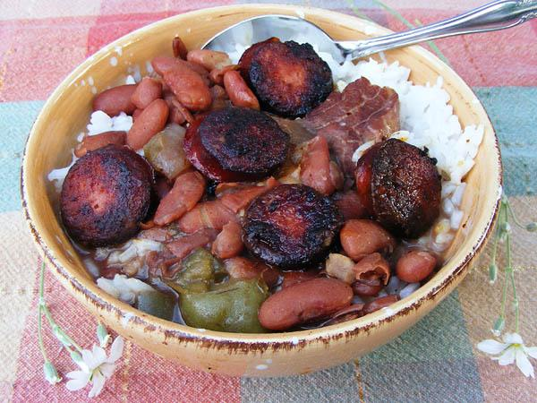 Crescent City Red Beans & Recipe (Crock-Pot)
