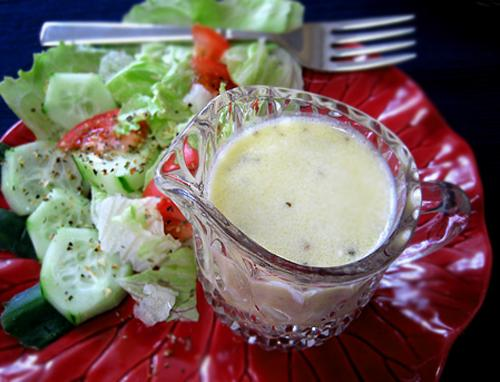 Olive Garden Salad Dressing - Food Network Kitchen's Copycat. Photo by ...