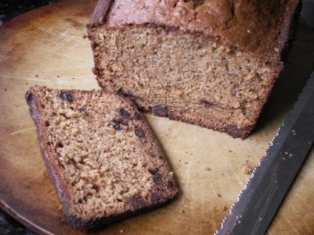 Banana Chocolate Chip Bread (Amish Friendship Bread Starter). Photo by ...