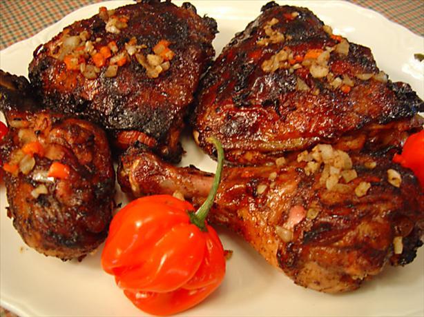 chicken jerk chicken jerk chicken jamaican brown stew chicken jamaican ...