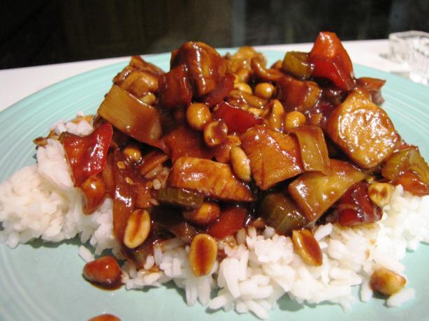 Kung Pao Chicken Martin Yan) Recipe - Food.com