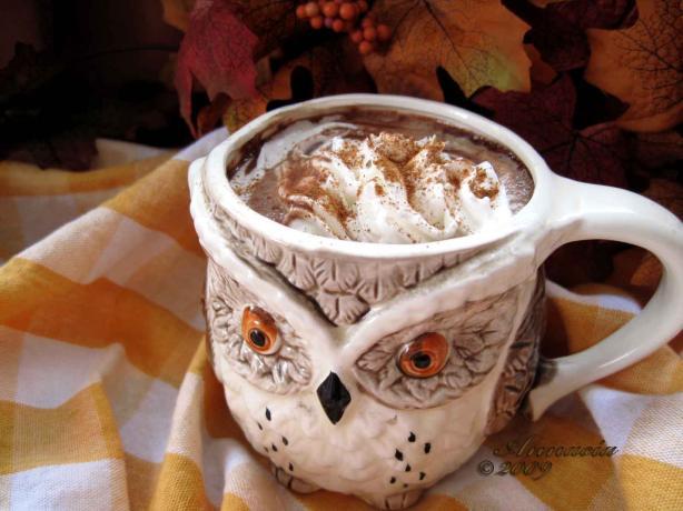 Belgian Hot Chocolate. Photo by Annacia