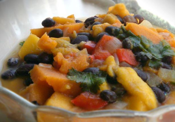 Mango And Black Bean Stew Recipe - Food.com