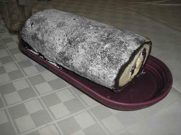Cake Ice Cream Roll : Ice-Cream Cake Roll Recipe - Food.com