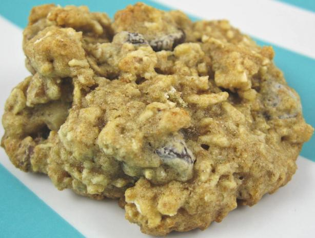 Banana-Oatmeal Chocolate Chip Cookies. Photo by Kathy at Food.com